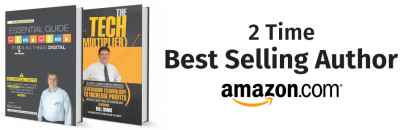 2 Time Best Selling Author on Amazon.com